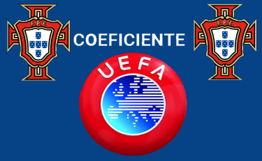 Portugal sobe no ranking UEFA