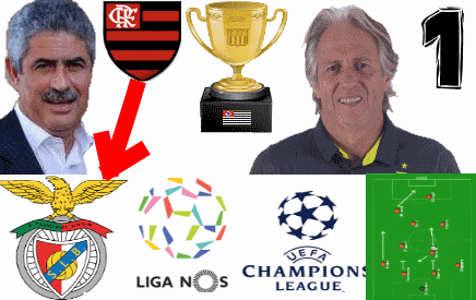 O REGRESSO DO AMIGO JORGE JESUS
